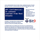 APT Confidential - Top Lessons Learned from Real Attacks