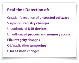 Bit9 Real Time Detection Capabilities