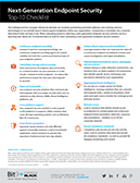 Next-Generation Endpoint Checklist
