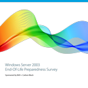 Windows Server 2003 End of Life Survey