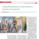 Using Whitelisting to Combat Malware Attacks