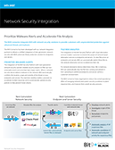 Network Security Integration