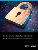 The Convergence of Security and Compliance