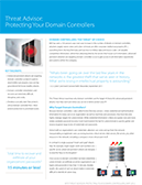 Threat Advisors: Protecting Your Domain Controllers
