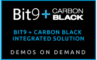 Bit9 + Carbon Black Integrated Solution - Demo on Demand