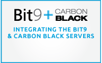 Integrating the Bit9 + Carbon Black Servers