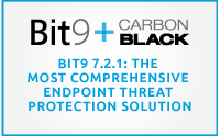 Bit9 7.2.1: The Most Comprehensive Endpoint Threat Protection Solution