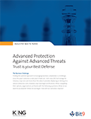 Advanced Protection Against Advanced Threats